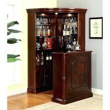 corner bar cabinet black corner home bar home bar cabinet design modern small home bar design