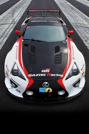lexus lfa racing lexus lfa gazoo racing race car lexus lfa lexus