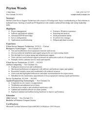 job description of computer technician cover letter computer