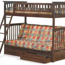 Futon Bunk Bed With Mattress Cheap Futon Bunk Bed Roselawnlutheran
