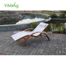 Outdoor Pool Furniture by Beach Bed Wood Beach Bed Wood Suppliers And Manufacturers At