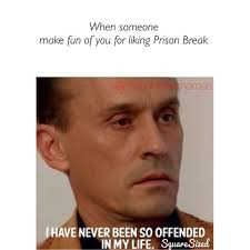 Prison Break Memes - prison break memes prisonbreakmemes instagram photos and videos