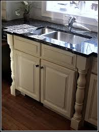 Kitchen Cabinet With Sink Best 25 Kitchen Columns Ideas On Pinterest Exposed Brick