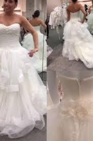 vera wang wedding dresses on still white