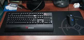 Gaming Desk Pad Cybersnipa Padlock Gaming Mat Icrontic