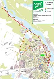 Map Run Route by Narva Energy Run World U0027s Marathons