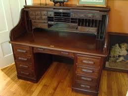 Roll Top Desk Oak 100 Ethan Allen Oak Roll Top Desk Ethan Allen Hepplewhite