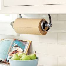 cabinet paper towel holder artichoke under cabinet paper towel holder ballard designs