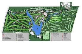 course map for ryder cup 2012 at medinah ryder cup 2012