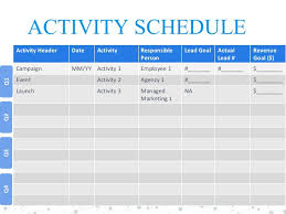 marketing plan template sample conference marketing plan event