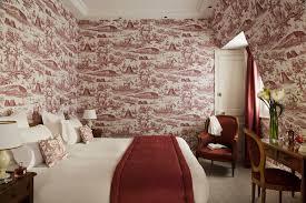 chambre toile de jouy le bel envol de l architecte nathalie galerie photos d