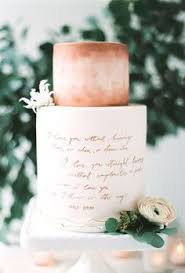 wedding cake quotation hello cakes made this adorable white and gold striped