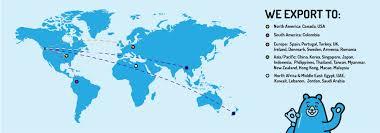 New Zealand On World Map by Herbaland Canada U0027s Nutritional Gummy Producer U2013 Herbaland