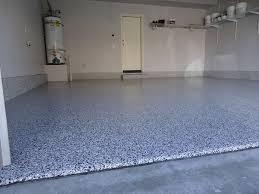 Cool Garage Floors Awesome Garage Grey White Epoxy Floor Design White Garage Floor In