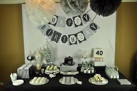 40th birthday decorations for men 40th birthday decorations for