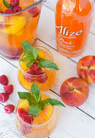 peach raspberry spritzer smart little cookie