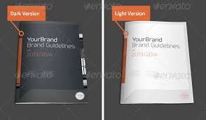 13 great brand book guideline indesign templates u2013 design freebies