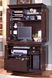 Computer Hutch Armoire Computer Desk Nebraska Furniture Mart Home Styles