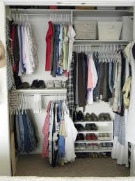 Clothes Storage Solutions by Interior Captivating Small Closet Storage Ideas For Your Home