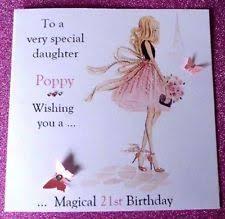 personalised handmade birthday card 18th 21st 40th