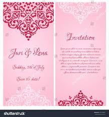 damask wedding invitations damask wedding invitations fresh vector baroque damask wedding