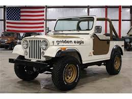 jeep golden eagle for sale 1978 jeep cj7 for sale classiccars com cc 910375