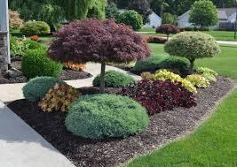 Sidewalk Garden Ideas Small Garden Landscaping Ideas Pictures Sidewalk Garden Post