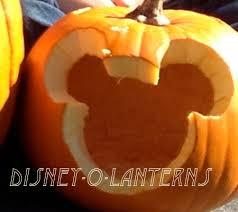 Disney Halloween Pumpkin Carving Patterns - disney pumpkin carving templates disney baby
