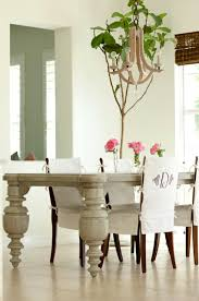 monogrammed dining chair slipcovers design ideas