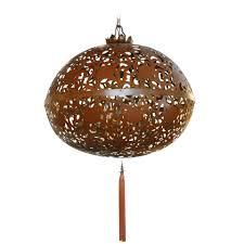 large japanese lantern fixture chinoiserie traditional pendants