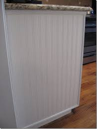 How To Reface Cabinets With Beadboard Beadboard Wallpaper Project Southern Hospitality