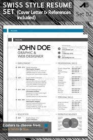 Colorful Resume Templates Free The 25 Best Free Indesign Resume Template Ideas On Pinterest