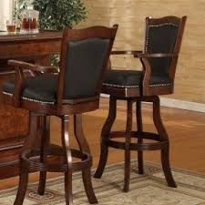 swivel bar stools with arms foter
