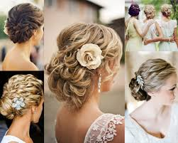 curly updo wedding hairstyles