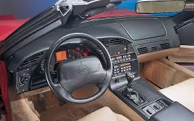 1994 corvette zr1 chevrolet corvette zr 1 motor trend magazine