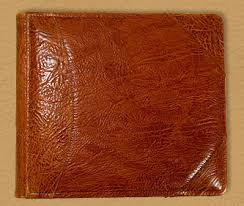 handmade leather photo albums powell leather personalized 8 x 8 custom photo albums