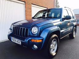 jeep liberty limited 2004 2004 04 jeep cherokee limited 2 5 turbo diesel towbar full