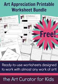 281 best art handouts worksheets images on pinterest art