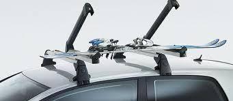 porta sci auto portasci e portasnowboard con sistema comfort universale