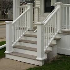 Staircase Banister Kits Stair Railing Kits Best 25 Stair Railing Kits Ideas On Pinterest