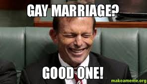 Gay Marriage Meme - gay marriage good one gays getting married make a meme