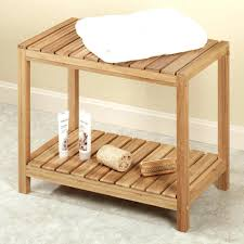 benches bath stools and benches teak shower bench bathroom