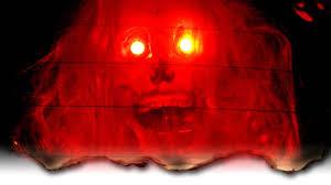 Red Lighting Make Your Own Animatronic Screaming Skull Brake Lights With