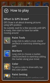 gps draw android apps on google play