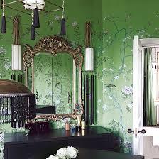 green wallpaper room bedroom wallpaper uk bedroom