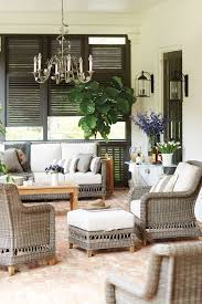 How To Take Care Of Wicker Patio Furniture - budget spring front porch decor furniture jpeg