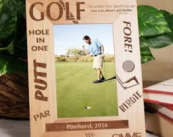 golf gifts for dad etsy