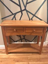Gumtree Console Table Solid Oak Console Table In Rosewell Midlothian Gumtree