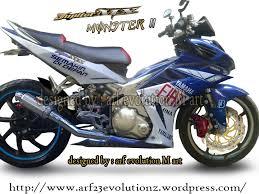 Modifikasi mobil dan motor yamaha jupiter mx arfevolutionmwordpress halaman 3 jupiter mx monster ii arf evolution m art
