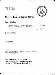 stirling engine design manual cylinder engine internal